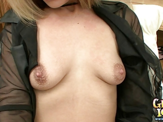 slim wife acquires masturbated on from girls i got