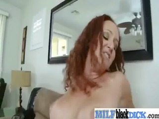 wicked aged woman get hard large dark cock inside