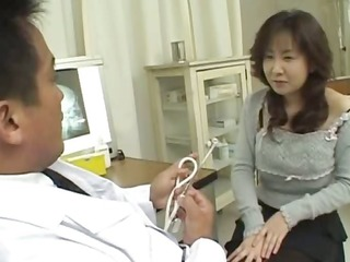 oriental doctor and asian dark hole