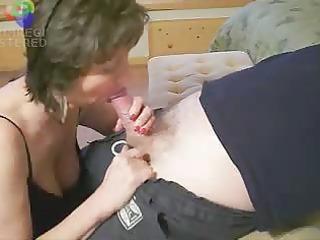 mamada de una madura
