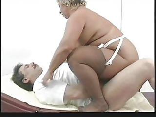 german granny massage