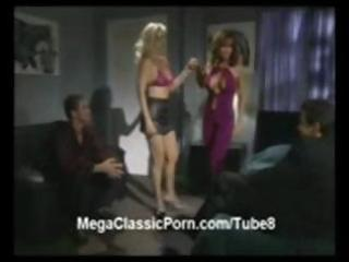 ashlyn gere in classic group sex with a horny