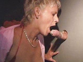 mature german lady in sexshop