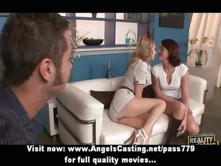 sexy sexy swinger angels have their pussy licked