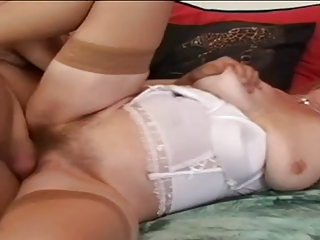 hairy granny gabi is a impure whore!