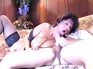 classic french milf fucked