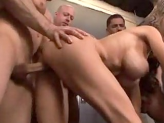 large tits d like to fuck gang banged