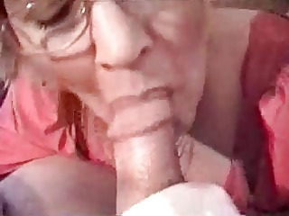 granny head #4 (smoking) cum for the teacher