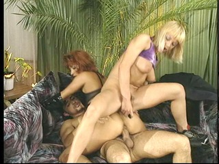 sexy young blonde pleases a loose mother i with