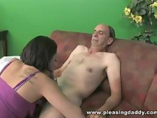 slut copulates someones older man