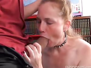 kinky mature playgirl spicy enjoys a hard fucking