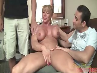 mature muscle worship part 0