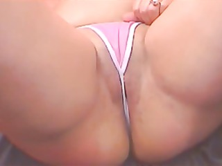 milf flashing slit