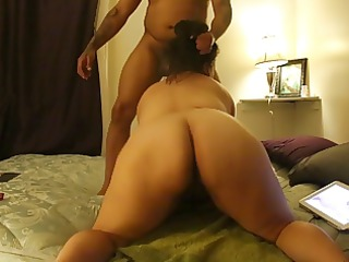 sexy lil mexican wife engulfing