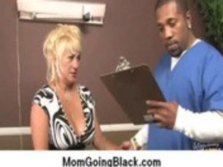 amazing interracial sex darksome weenie and