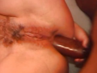 dilettante wife anal and facial with a large