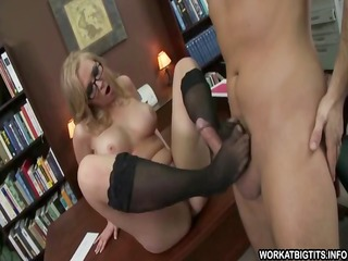 office girl for large cocks