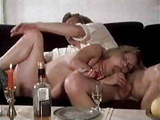 titty drunk milf receives stretched creamed on a
