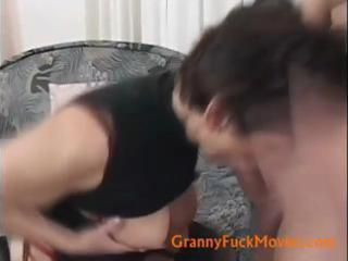 granny whore with firm love melons