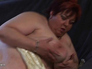 big mom malinka acquires herself mushy and excited