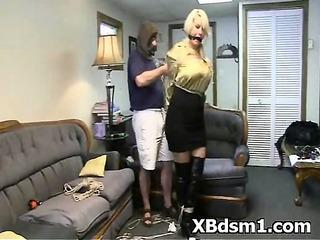 kinky wild explicit fetish bondage play