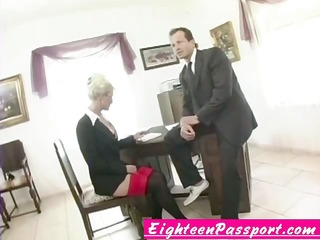 watch this hot office story