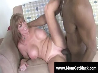large tit hawt milfs have a fun dark cockhard and