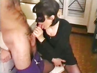 french mommy waits her sons cock...f310