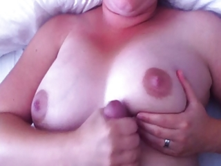 wife cook jerking and facial