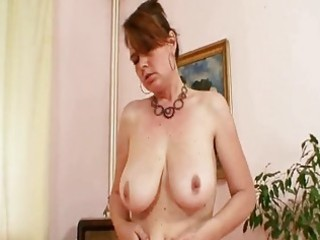 non-professional milf lora with big natural