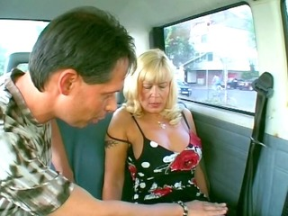 granny goes for a ride - sascha production