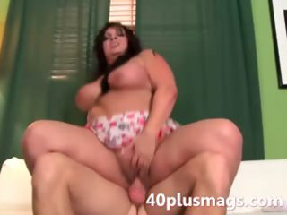 large breasty horny mature wife