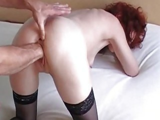 fist fucking my wifes loose cunt