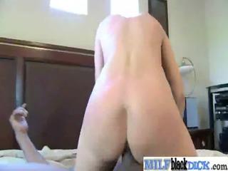 sluty horny milf fucking hardcore black penis