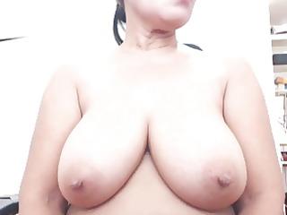 pinay camgirl granny shows big tits and gazoo