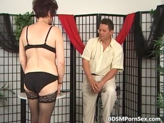 mature pair playing bdsm games