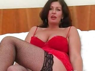 large breasted slut wife fucks darksome hunk in