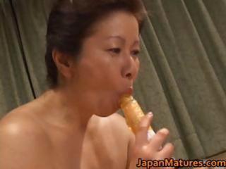 mature nipponjin hottie plays part6