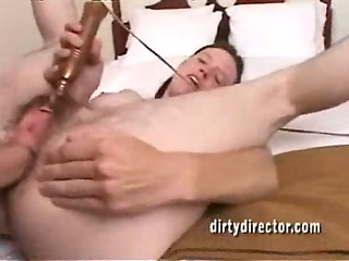 bizarre curly mature dilettante anal fucking and