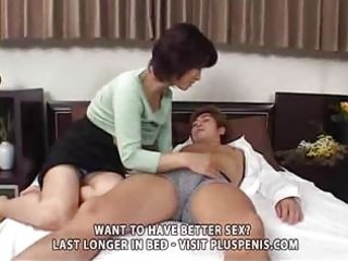 entreats mom and son with vibrator part1