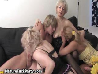 experienced aged wives getting part4