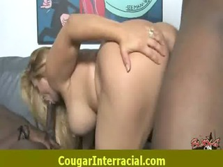 hot cougar milf fucking interracial 310