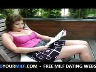 lewd mature milf