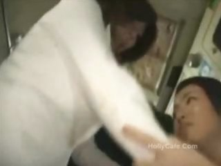 mother and daughter humiliated in a bus