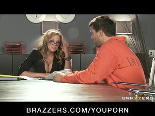 sexy big-boob brunette milf lawyer nikki sexx