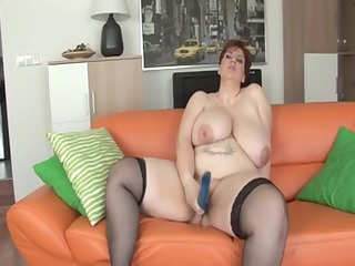 unforgettable shorthair-big beautiful woman