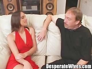 voyeur husband sends wife to floozy training