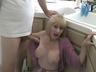 taboo 5st meeting and mommy discovered my porn