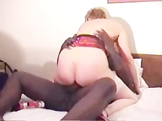 spouse likes to watch his wife fuck a darksome