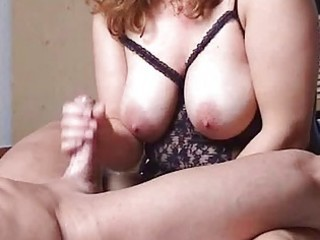 obese and busty non-professional milf copulates
